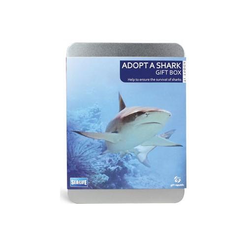 Giftrepublic Bir Köpekbalığı Evlat Edin - Adopt A Shark