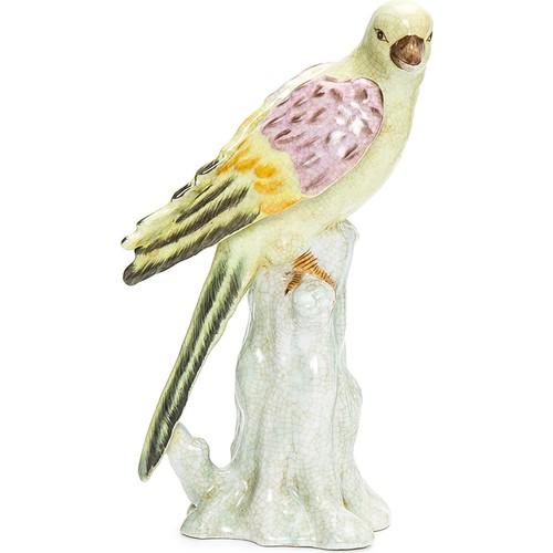 Beymen Home G&C Interiors Fıgurıne Parrots Sarı Biblo