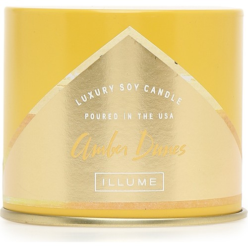 Beymen Home Illume Amber Dunes 12.2Oz Sarı Mum
