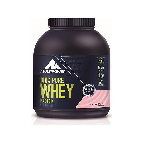 Multipower Whey Protein %100 2000G