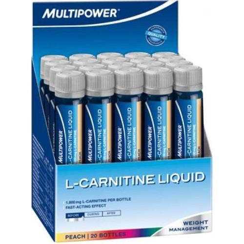 Multipower L-Carnitine Liquid Forte 20 Ampul