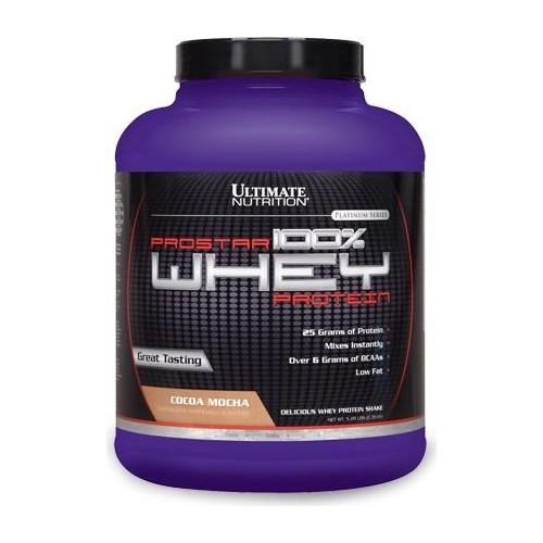 Ultimate Prostar Whey Protein Cocoa Mocha 2390 G