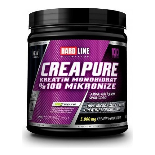 Hardline Nutrition Creapure 500 Gr.