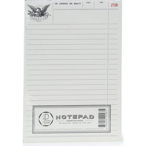 Beymen Home Hester&Cook Amerıcan Made Notepad Beyaz Not Defteri