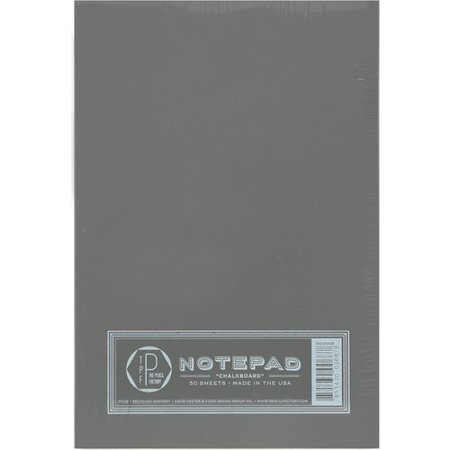 Beymen Home Hester&Cook Chalkboard Notepad Siyah Not Defteri