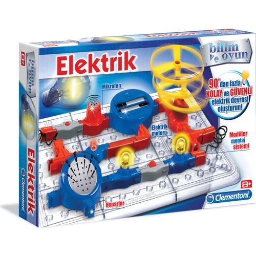 Clementoni Elektrik Devresi 64578