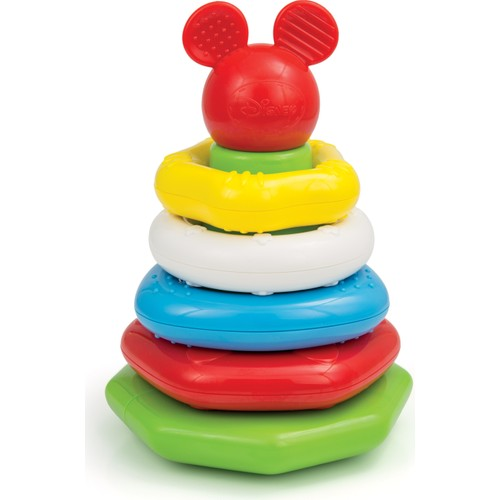 Clementoni Mickey Renkli Halkalar