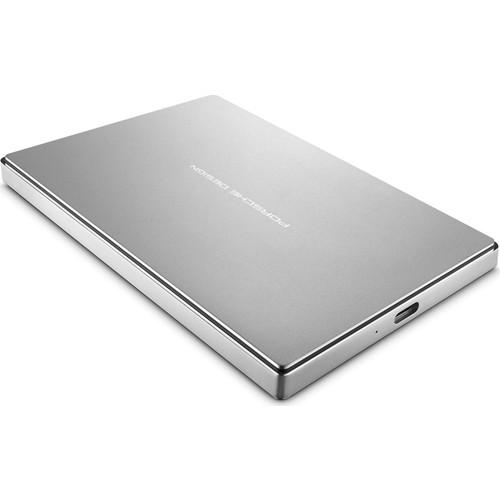 "Lacie Porsche Design P'9223 1TB 2.5"" USB 3.0 Type C Taşınabilir Disk STFD1000400"