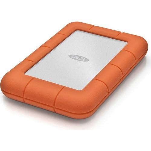 """Lacie Rugged Mini 2TB USB 3.0 2.5"""" Taşınabilir Disk LAC9000298"""