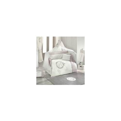 Kidboo Uyku Seti - Royal Vanilla / 9 Parça 80X140 Cm