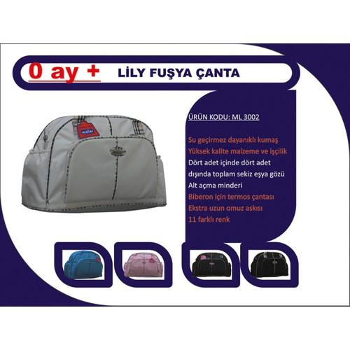 Maller Baby Ml 3002 Lily Anne Çanta - Kahverengi