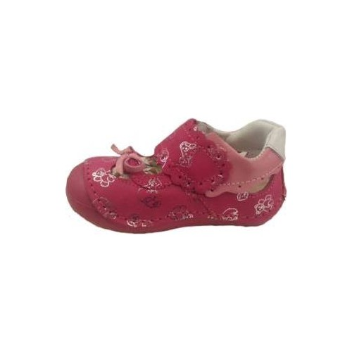 Vicco Bebe İlk Adım Deri Ayakkabı 918.U.005 Fuşya / 20