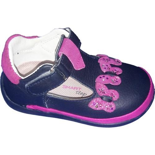 Vicco Bebe İlk Adım Deri Ayakkabı 918.U.022 Lacivert / 19