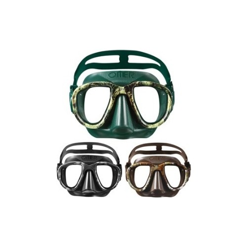 Omersub Alien Kamuflaj Maske