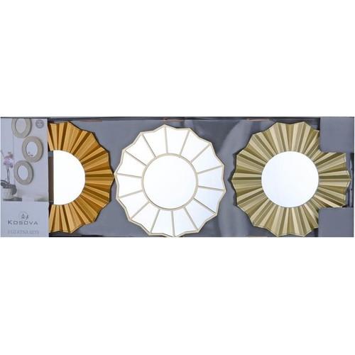 iHouse 2101 Dekoratif Ayna Asorti