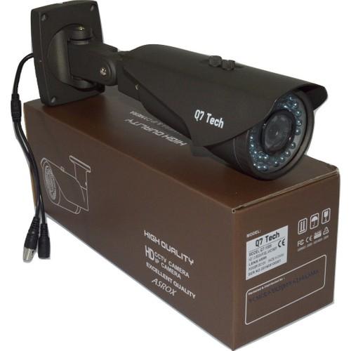 Q7 Tech 1.3 Mega Pixell 960P AHD Güvenlik Kamerası (QT1089)