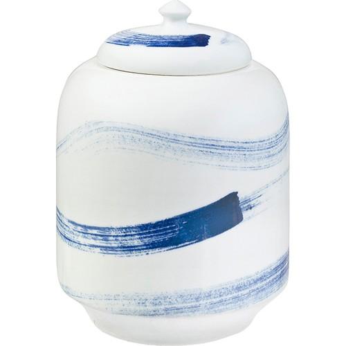 Yargıcı El İşlemeli Porselen Küp ( 39 X 26 Cm)