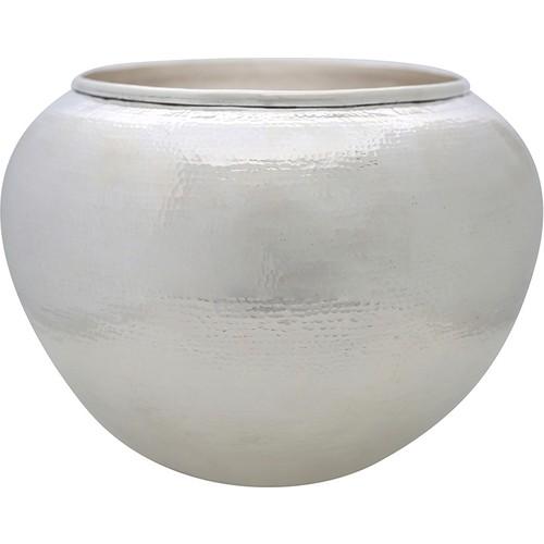 Yargıcı Gümüş Kaplama Pot ( 27 X 35 X 25 Cm )