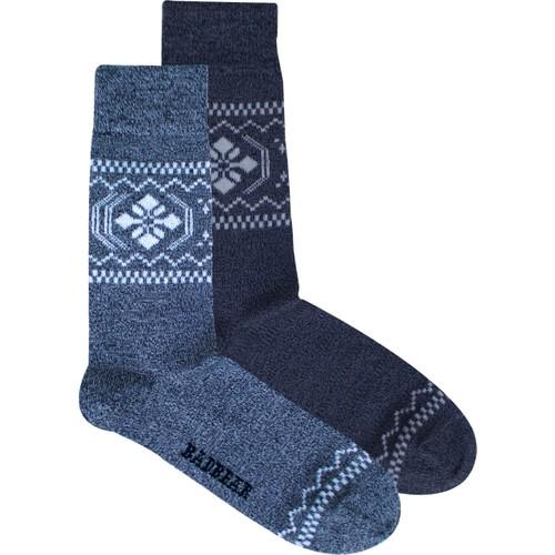 Bad Bear Erkek Çorap-Hıstory 2'Li Paket Renkli 41-45
