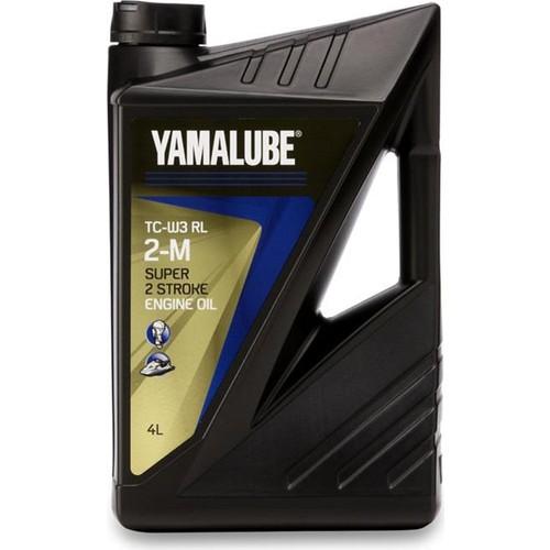 Yamaha Yamalube Tc-W3 2-M2 Zamanlı Motor Yağı 4Lt