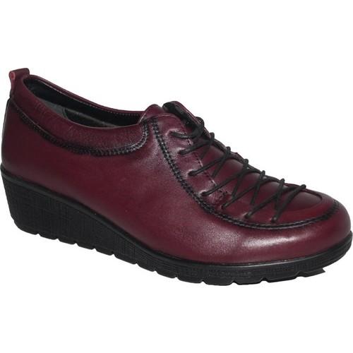 Polaris 107562Z Kadın Mikrofiber Günlük Ayakkabı