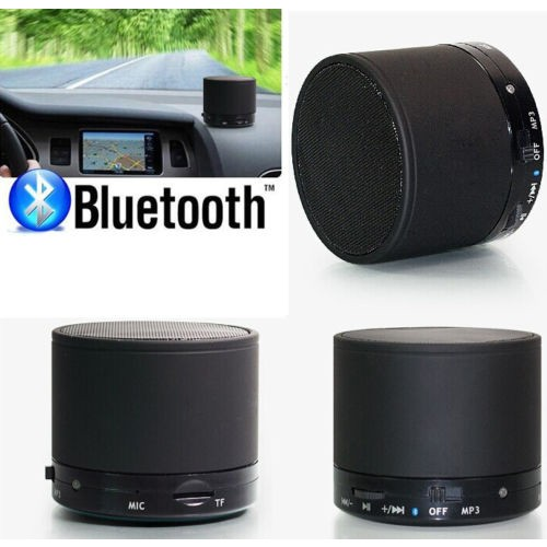 Havana Ses Topu Ses Bombası Mini Bluetooth Micro Sd Girişli Hoparlör Laptop Speaker