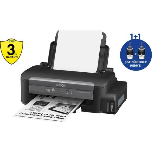 Epson M105W Mürekkep Tanklı Wi-Fi Mono Yazıcı