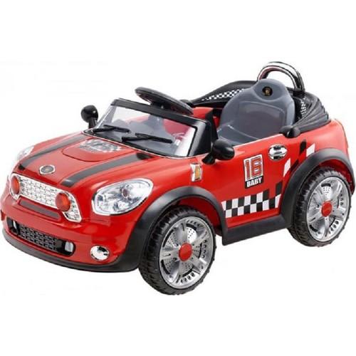 Formula 65121 Akülü Araba Kırmızı