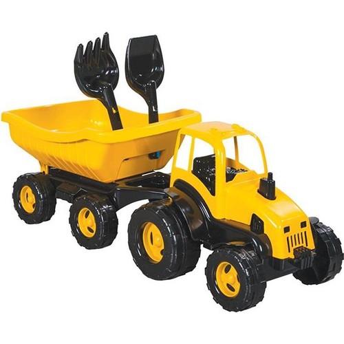 Pilsan 06-212 Römorklu Traktör