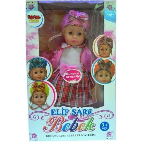 Enfal Elif Sare Bebek