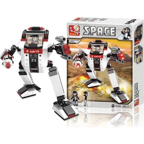 Sluban B0336B Z3-Robot 139 Parça