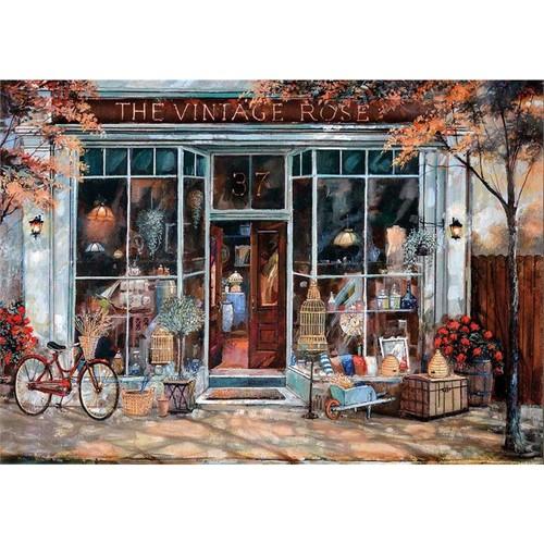 Ks 11506 The Vıntage Shop 1000 Prç