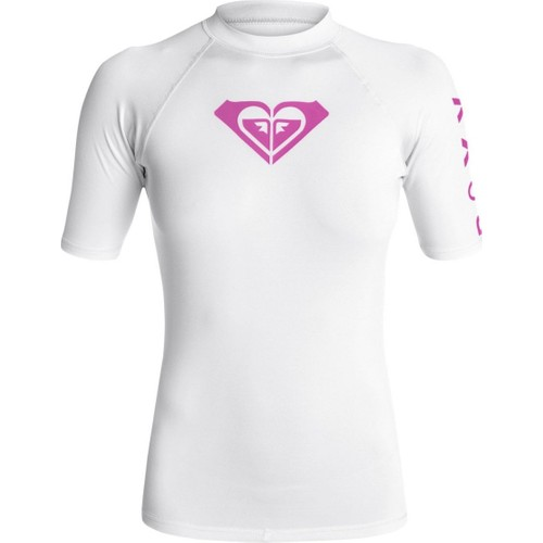 Roxy Whole Hearted Bayan Surf Tee