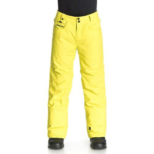 Quiksilver State - Snowboard Çocuk Pantolon