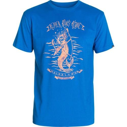 Quiksilver Classic A54 Tees Erkek T-Shirt