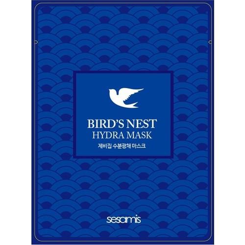 Limonian Sesamis Birds Nest - Kuş Yuvası Özlü Nemlendirici Maske
