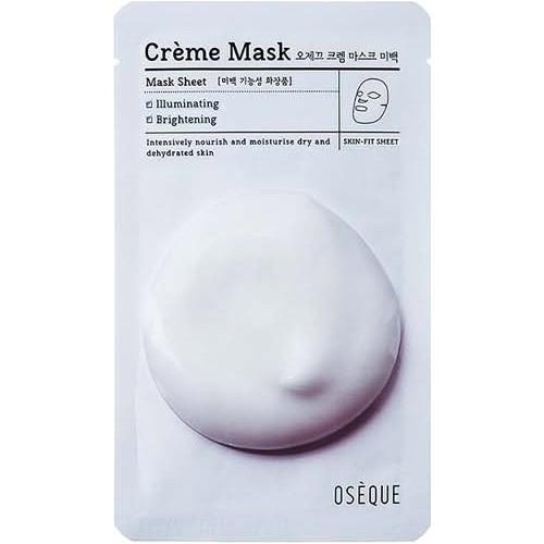 Limonian Oseque Creme Mask - Beyazlatıcı, Şeffaflaştırıcı