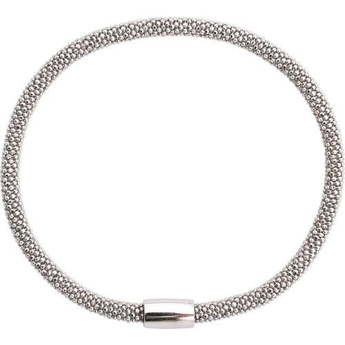 Akyüz Gümüş Mıknatıslı Gümüş Bileklik
