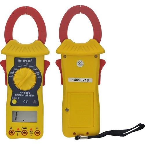 Holdpeak 6206 Pensampermetre AC Ölçü Aleti