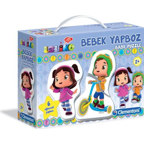Engin Oyuncak Edubaby Bebek Puzzle Lelıko