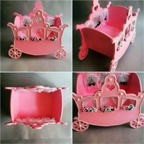 Artez Tasarım Prenses Arabası