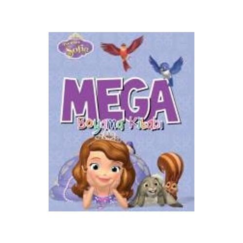 Disney Prenses Sofia Mega Boyama Kitabı Fiyatı Taksit Seçenekleri