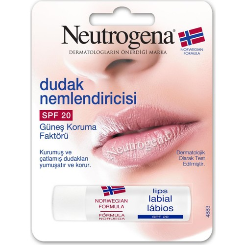Neutrogena Moisturizer Lip Dudak Koruyucu