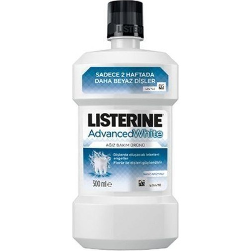 Listerine Advance White