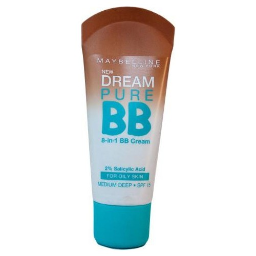 Maybelline Fondöten Dream Pure Oily BB Skin Medium