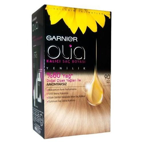 Garnier Olia 9/0 - Açık Sarı Saç Boyası