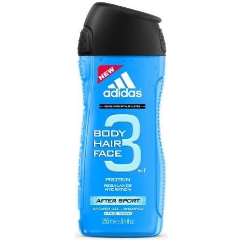 Adidas Duş Jeli King 3in1 After Sport 250 ml.