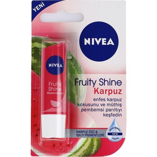 Nivea Lip Fruity Shine Karpuz