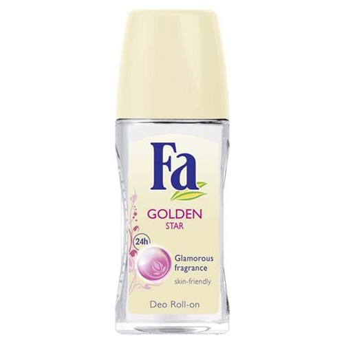 Fa Roll-On Golden Star 50Ml