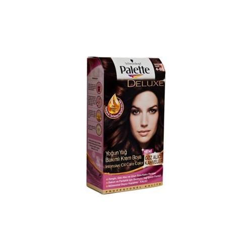 Palette Deluxe 4-65 Büyüleyici Kahve Saç Boyası